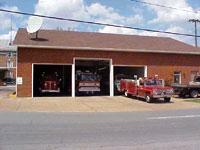 ベイツビルの消防署