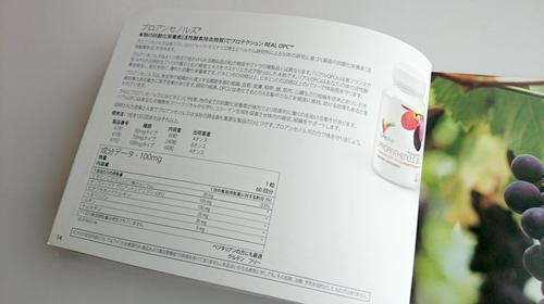 ライフプラス・サプリメントのカタログ②